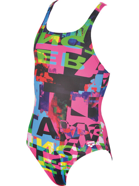 arena Instinct Jr One Piece Swimsuit Girl paparazzi-paparazzi